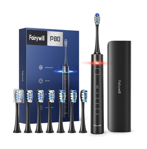 fairywill sonic toothbrush P80